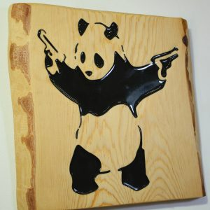 Panda eats, shoots, and leaves