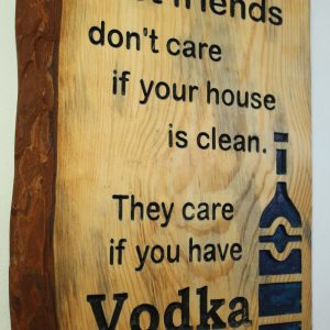 Best Friends just want Vodka