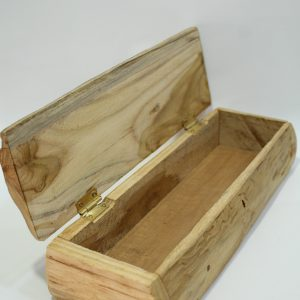 Rustic Wooden Box (L)